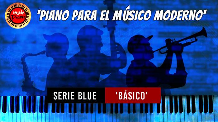 InsidePiano - Serie Blue