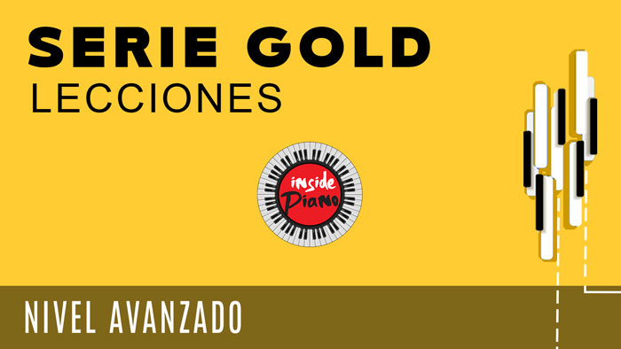 InsidePiano - Serie Gold